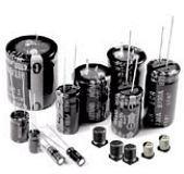 Купить конденсаторы электролитические, полярные. Информация о товаре Конденсаторы