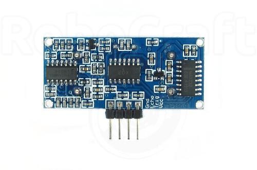 Библиотека Arduino для HC-SR04